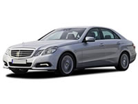 chauffeur car hire - mercedes executive